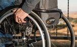 cadeirante, cadeira de rodas, invalidez, aposentadoria por invalidez