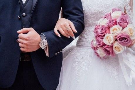 Houve 1.053.467 casamentos em 2018
