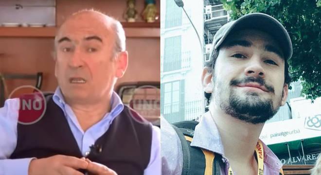 Ainda não há vínculo comprovado entre as mortes de Jorge Enrique (esq.) e Alejandro com o escândalo de corrupção, mas elas provocaram uma série de questionamentos sobre a investigação