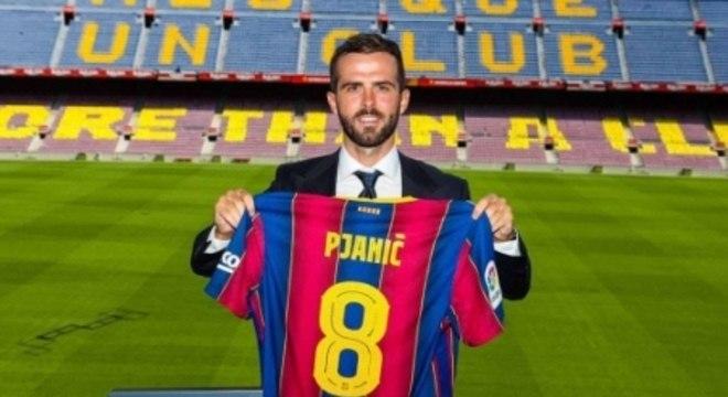 Pjanic - Barcelona