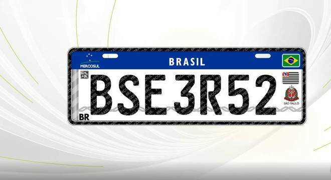 Contran Suspende Novas Placas De Carro Do Mercosul No País