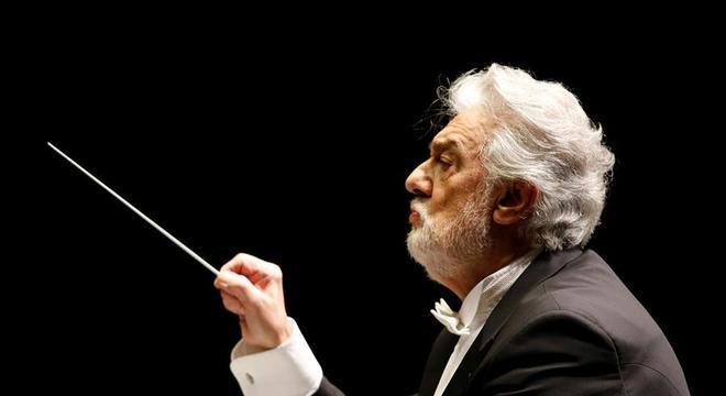 Plácido Domingo deixa ópera Don Carlo, em Londres, após acusações de assédio