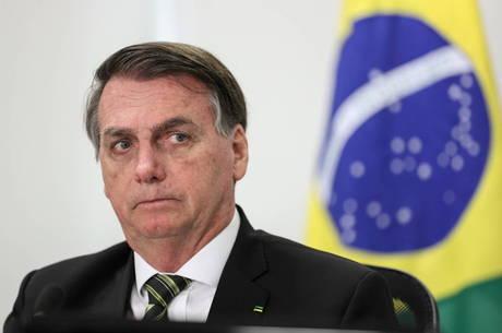 """""""Não é um vídeo oficial"""", diz Bolsonaro sobre a reunião"""
