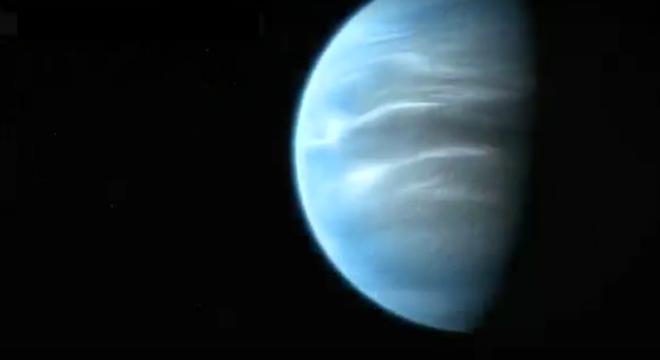 K2-18b está localizado a 100 anos-luz da Terra