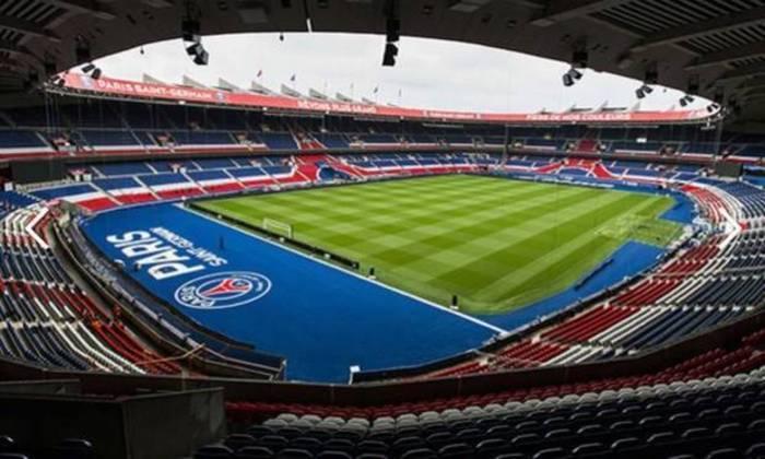 Plano para os Jogos Olímpicos de Paris, em 2024. Estádio do Paris Saint-Germain, o Parque dos Príncipes será um dos palcos do futebol.