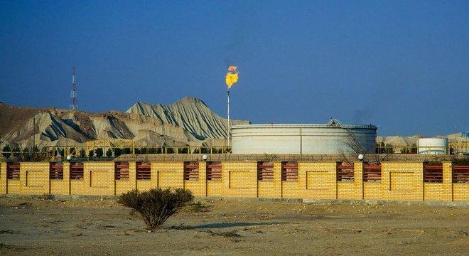 O Irã está entre os cinco países com as maiores reservas de petróleo, segundo a Organização de Países Exportadores de Petróleo
