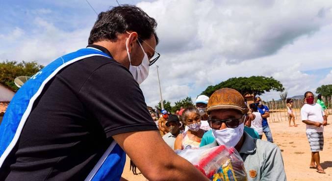 Doações para combate à fome se tornaram ainda mais importantes na pandemia