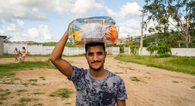 Plataforma Transforma Brasil já ajudou mais de 400 mil famílias