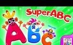 Bini Super ABC para crianças Jogos de aprendizagem ajuda no processo de reconhecimento das letras do alfabeto. As crianças também aprendem a representação dessas letras a partir dos desenhos ponilhados, que auxiliam no desenvolvimento da habilidade motora fina efacilitam o processo de escrita. O app também pode ser baixado gratuitamente