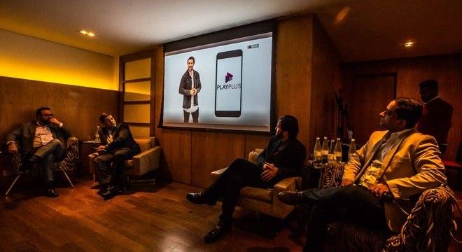 PlayPlus foi oficialmente apresentado em evento em SP nesta segunda-feira