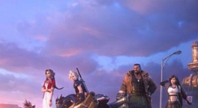 PlayStation Plus de março dá Final Fantasy 7 Remake e outros