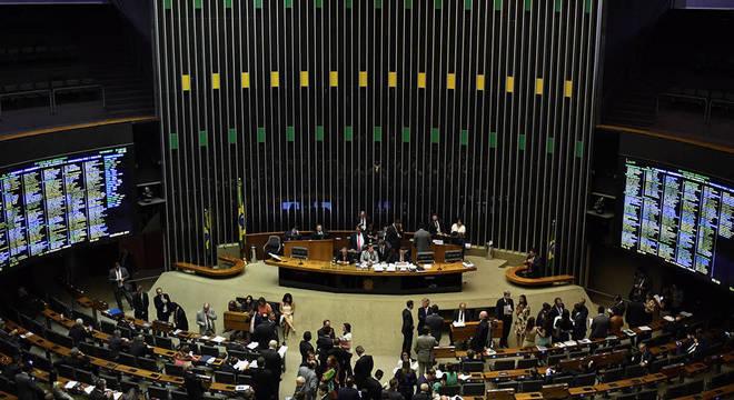 É a terceira vez que a Câmara vota projeto sobre criação de municípios