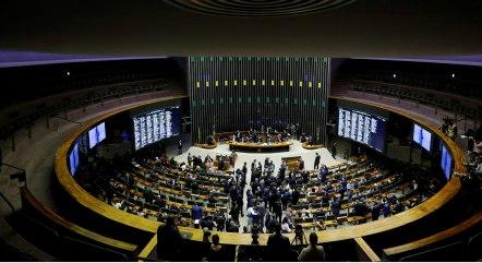Admissibilidade foi aprovada por 366 votos a favor e 118 contra