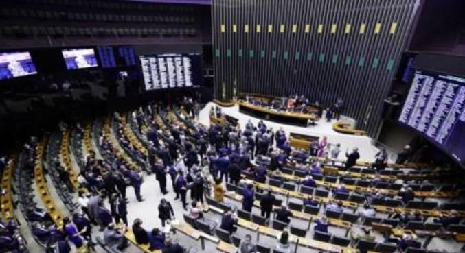 Bolsonaro e Fux devem participar da abertura do ano legislativo