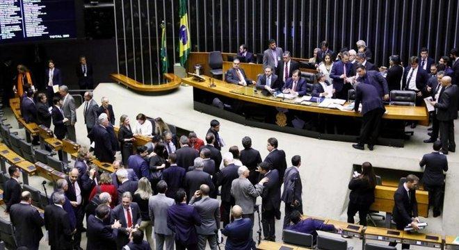 Deputados aprovaram a reforma no plenário da Câmara em junho