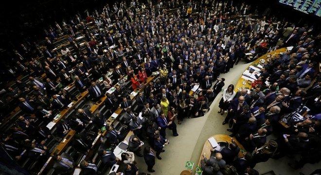 Reforma da Previdência foi aprovada em primeiro turno na Câmara dos Deputados na semana passada