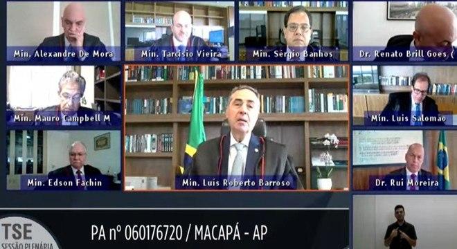 Plenário do TSE define que Macapá tem que finalizar eleição até o fim do ano