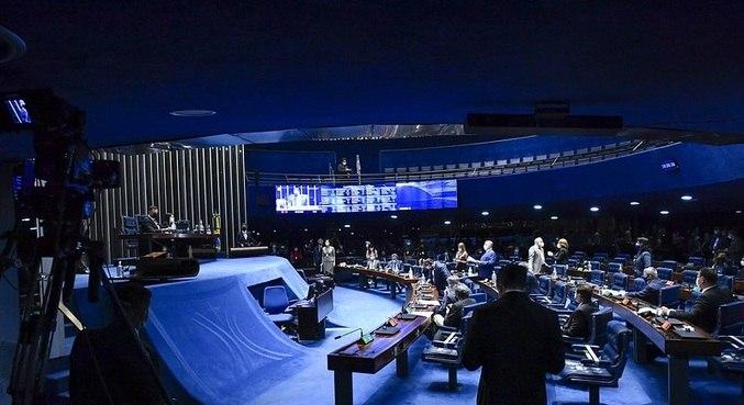 Plenário do Senado deve analisar PEC que viabiliza novo auxílio