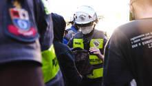 Policiais morrem 2,5 vezes mais de covid do que em confrontos
