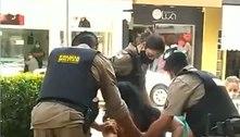 Policial é afastada depois de agredir mulher durante abordagem em MG