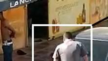 SP: PMs são denunciados por pisar em pescoço de mulher na zona sul