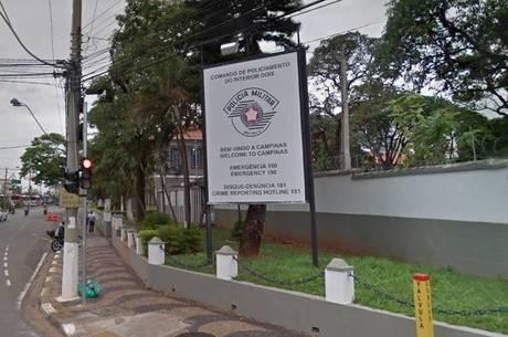 Batalhão onde PMs presos atuavam, em Campinas (SP)