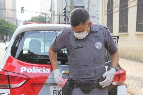 Uso de máscara é obrigatório em São Paulo