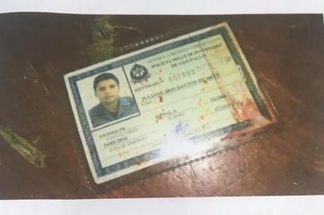 Identificação de PM enviada em grupo de traficantes