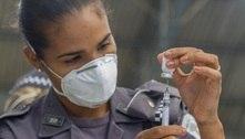 Com 96% dos PMs imunizados, afastamentos caem 82% em SP