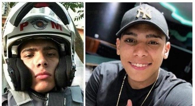 Soldado Rodrigo Mathias estava com a sua arma no motel
