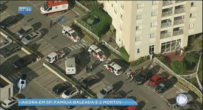 Homem é suspeito de assassinar mulher na Grande São Paulo nesta quarta-feira