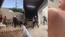 Policiais invadem casa em Bauru após briga e agridem moradores