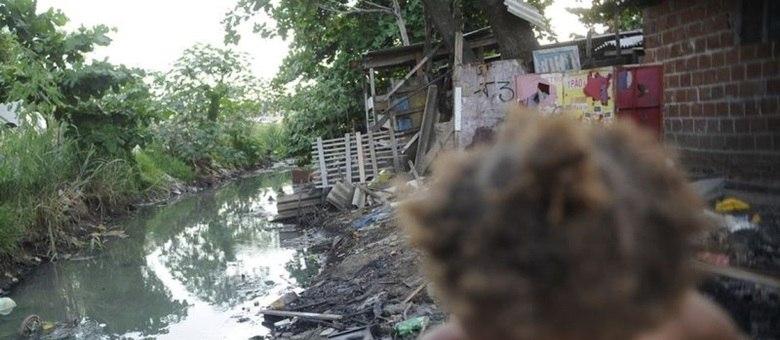 No Brasil, 100 milhões de habitantes não têm acesso à coleta de esgoto