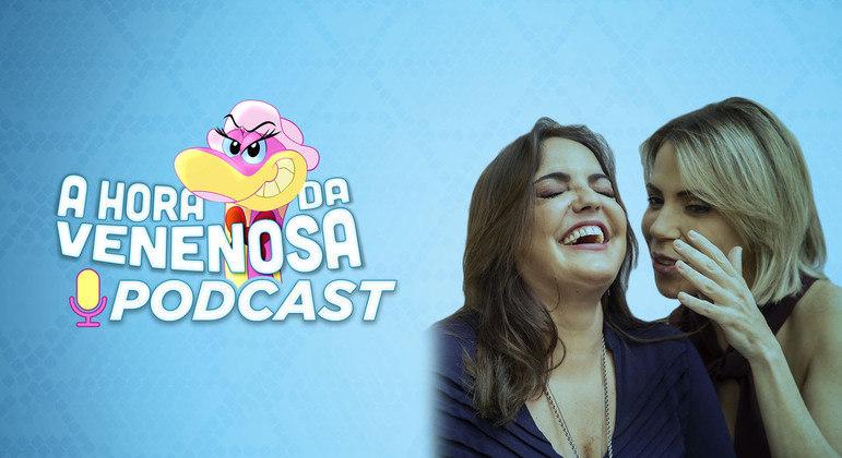 Fabíola Reipert e Keila Jimenez atualizam tudo sobre o mundo dos famosos