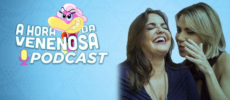 Podcast, comandado por Fabíola e Keila, vão deixar sua semana mais leve