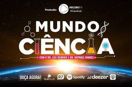 Podcast sobre ciência estreia no R7.com