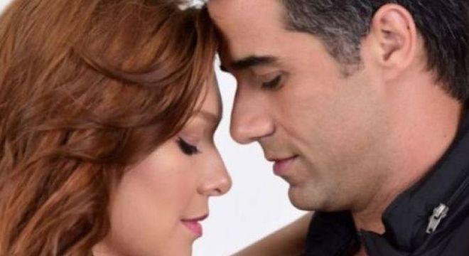 Day Mesquita e Rafael Sardão participam da live no perfil oficial de Amor Sem Igual