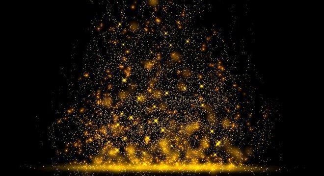 Tyndall deixou que partículas de poeira se acumulassem antes de começar o experimento