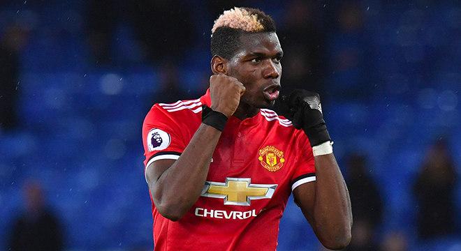 Paul Pogba, do Manchester United