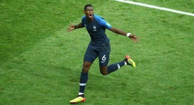 Pogba, França 3 X 1