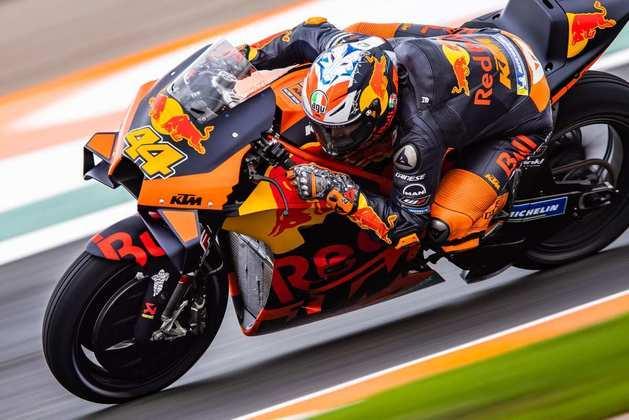 Pol Espargaró deixou a KTM dentro do top-5 dos treinos livres