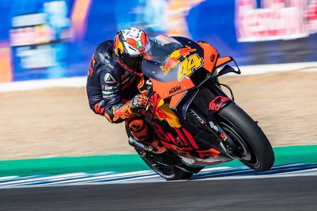 Pol Espargaró foi o quinto mais rápido da sexta