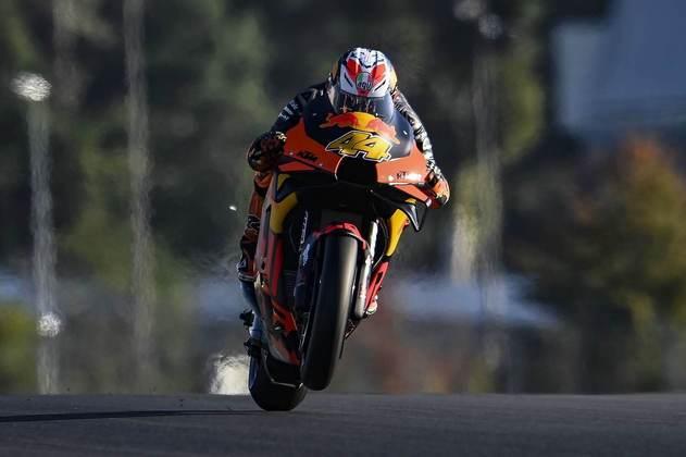 Pol Espargaró larga da oitava colocação em Le Mans