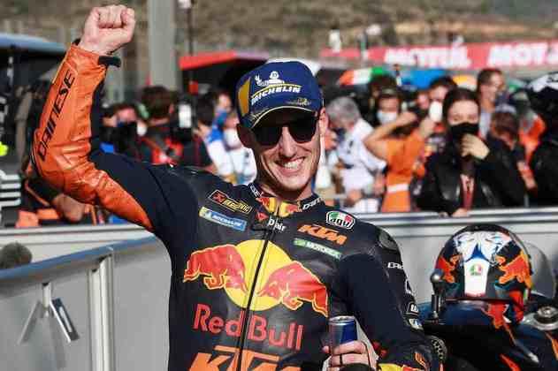 Pol Espargaró terminou o dia em terceiro