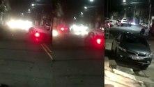 SP: Após perseguição policial, casal bate moto e é agredido por PMs
