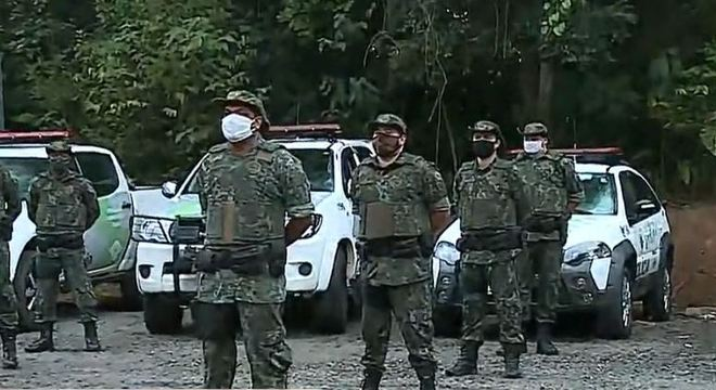 Polícia Militar Ambiental realiza operação contra crimes ambientais no estado