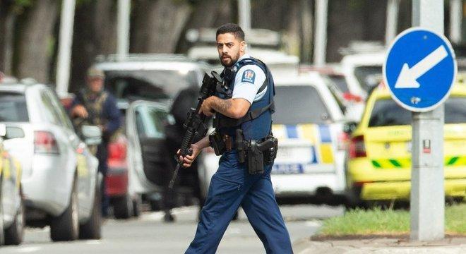 Ataque contra mesquitas na Nova Zelândia foi celebrado no 8chan