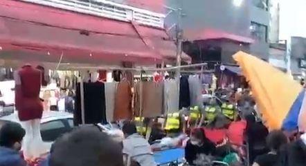 Polícia realizou fiscalização na terça-feira (18)