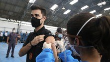 Em São Paulo, 466 policiais civis recusaram vacina contra covid-19