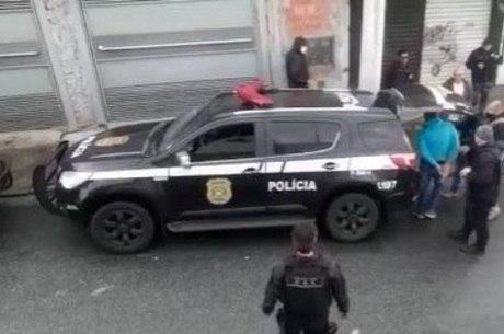 Polícia Civil de SP prende suspeitos de sequestro